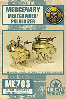 DUST 1947 - Mercenary Meatgrinder/ Pulverizer