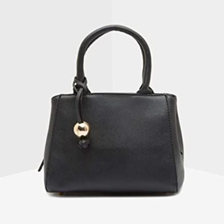 cdd2e850d2 Life Style Carpisa Smeraldo Plus Crossbody Bag(Black)