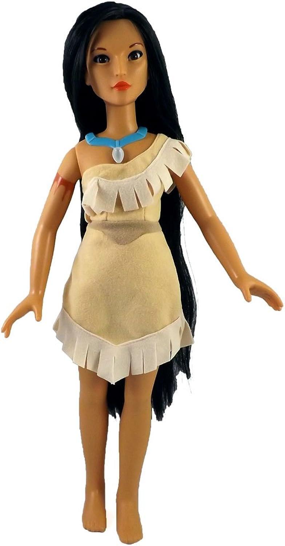 Disney Princess Classic Pocahontas 15 Inch Vinyl 1995 Keepsake Doll