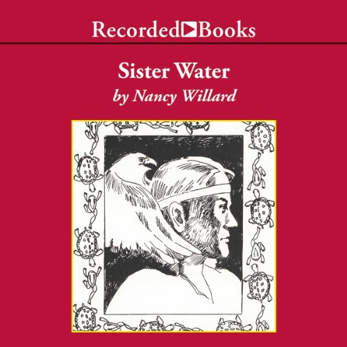 Sister Water audiobook cover art