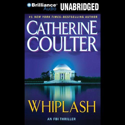 Whiplash audiobook cover art
