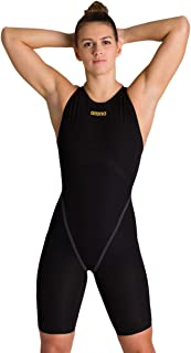 ARENA Women's Powerskin Carbon Core Fx Open Back Racing Swimsuit