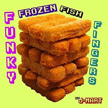Funky Frozen Fish Fingers