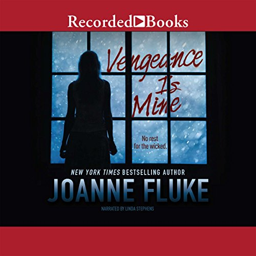 Vengeance Is Mine cover art