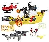 CHAP MEI Wild Quest - Juego de Barcos de tiburón (549206)