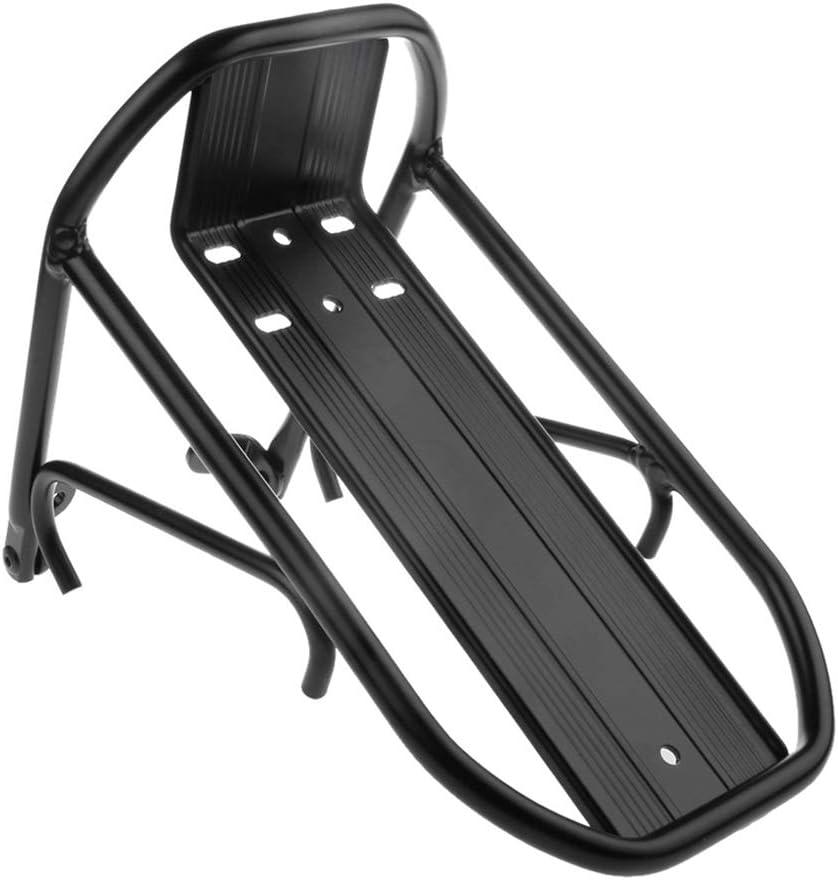 Bike Cycling MTB Aluminum Alloy Bicycle Carrier Rear Bracket Luggage T Rack J2D7