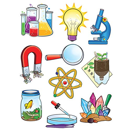 Teacher Created Resources Science Accents (4740), Multi Color