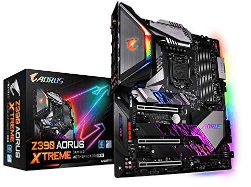 Gigabyte Z390 AORUS Xtreme (Intel LGA1151/Z390/E-ATX/3xM.2 Thermal Guard/Onboard AC Wi-Fi/ESS Sabre DAC/Gaming Motherboards)