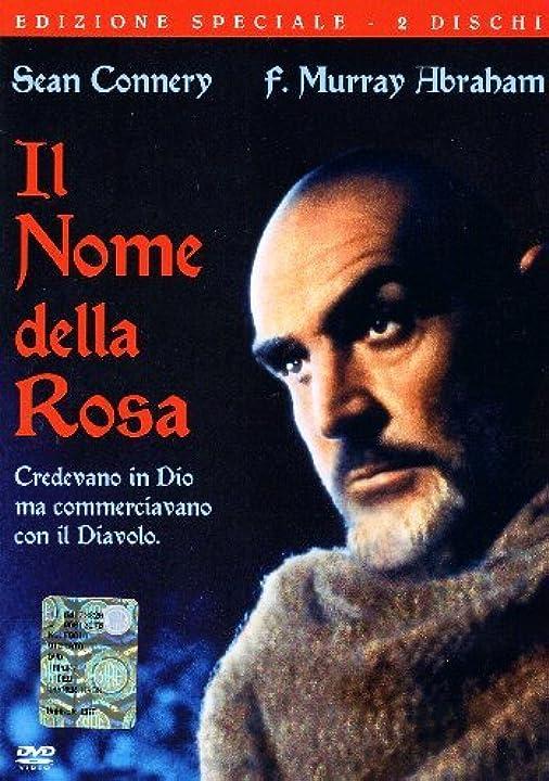 Dvd - film - il nome della rosa (special edition) (2 dvd) sean connery B0011OX7N6