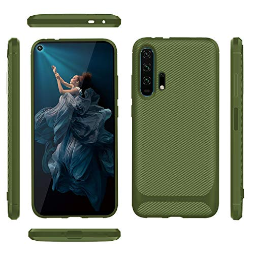 Redcolourful Para Hua-wei Nova 5T / Honor 20 / Honor 20S / Honor 20 Pro Funda para teléfono móvil 1.5…