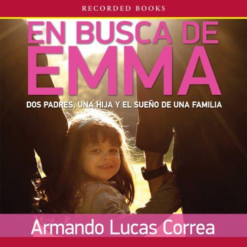 En busca de Emma audiobook cover art