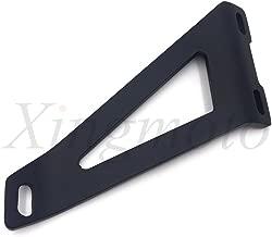 NBX- New Exhaust Hanger Brackets For Compatible with Suzuki GSXR 600 750 1000 Yamaha YZF R1 Black
