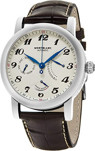 Montblanc Star Steel Collection 42mm Automatic Retrograde 106462
