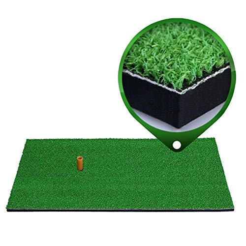 Hainter golfmat, training, persoonlijke schommel, essentieel voor golf en kan thuis op de binnenplaats, op zakenreizen of thuis worden geplaatst.