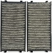 HIFROM Cabin Air Filter Charcoal Carbon Replacement for 64 31 6 945 586 64316945586 CUK 2941-2 X5 E70 F15 X6 E71 E72 F16 F86