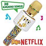 Motown Magic Bluetooth Karaoke Microphone Perfect Christmas Gifts for Kids, Toy for 4 5 6 7 8 year old Girls and Boys