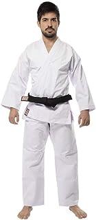 Kimono Lonado Karatê K10 Haganah - Branco