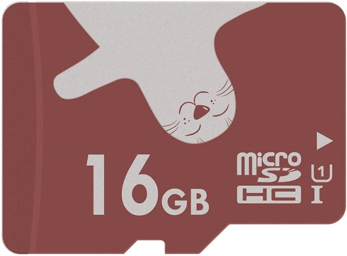 ALERTSEAL 16GB microSD Memory Cards UHS-I Class 10 for Smartphone Tablet (2 pcs U1 16GB)