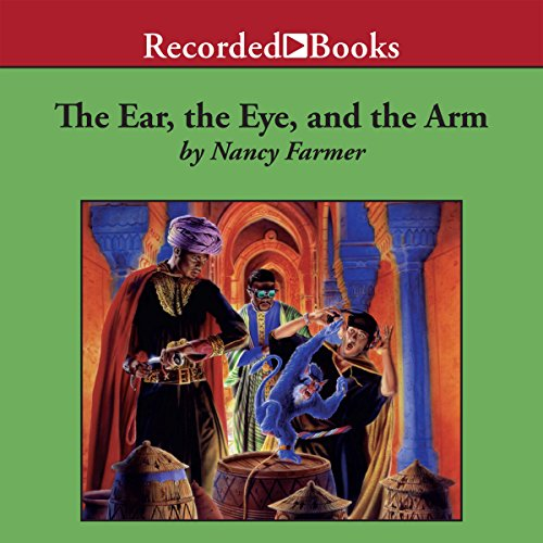 The Ear, the Eye, and the Arm audiobook cover art