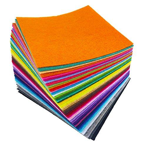 Assorted Color Felt Fabric Sheets