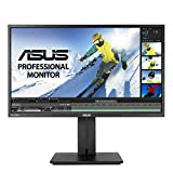 ASUS PB277Q 27' WQHD 2560x1440 75Hz 1ms HDMI DVI VGA Eye Care Monitor