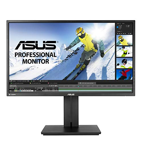"ASUS PB277Q 27"" WQHD 2560x1440 75Hz 1ms HDMI DVI VGA Eye Care Monito"
