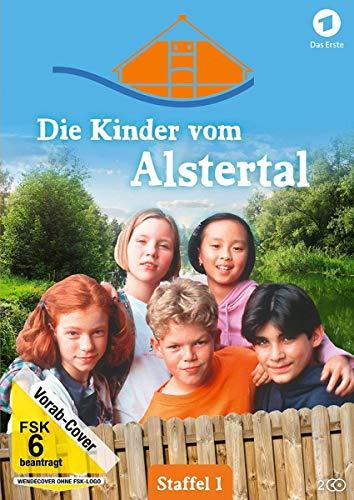 Die Kinder vom Alstertal - Staffel 1: Folge 1-13 [2 DVDs]