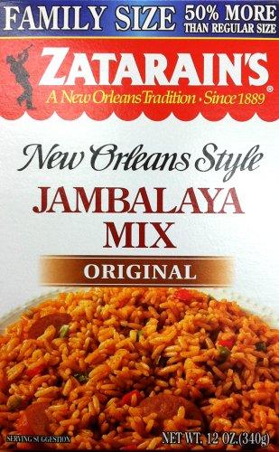 Zatarains New Orleans Style Jambalaya Mix