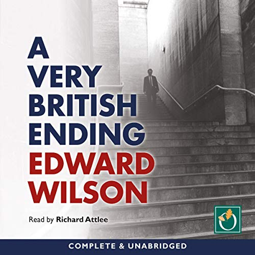 A Very British Ending audiobook cover art