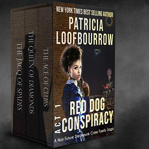Red Dog Conspiracy, Act 1 audiobook cover art