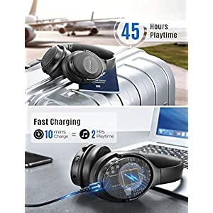Wireless Active Noise Cancelling Headphone