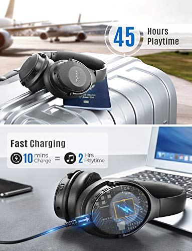 Wireless Active Noise Cancelling Headphone 4