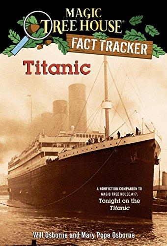 Titanic: A Nonfiction Companion to Magic Tree House #17: Tonight on the Titanic (Magic Tree House (R) Fact Tracker)の詳細を見る