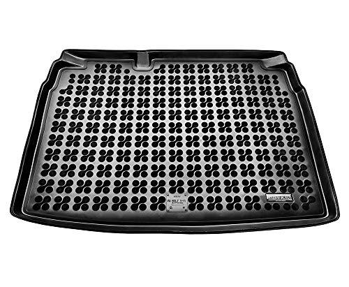 Rezaw-Plast Protector Maletero Goma Compatible con Volkswagen Golf Vi Hatchback (con Kit...
