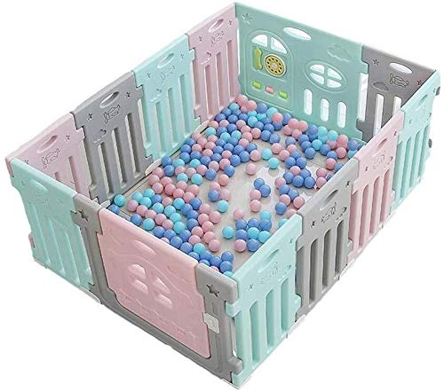 Fantastic Prices! Cxjff Baby playpen Kids Activity Centre Indoor Playground Fence The New Material S...
