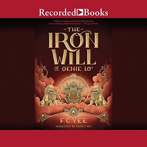 The Iron Will of Genie Lo cover art