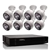 Best Q-SEE DVRs - Q-See Home Security System (QC998-8FL-2) 8 Channel 4MP Review