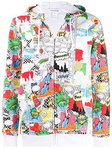 Comme des Garçons Shirt Luxury Fashion Herren W271001 Multicolour Baumwolle Sweatshirt   Herbst Winter 19