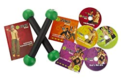 in budget affordable Zumba Fitness Whole Body Conversion System DVD Kit