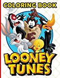 Looney Tunes Coloring Book: Relaxing Coloring Books For Kids And Adults With Newest Unofficial Images