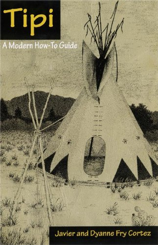 Tipi - A Modern How-To Guide (English Edition)