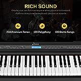 Immagine 2 donner professionale pianoforte digitale 88