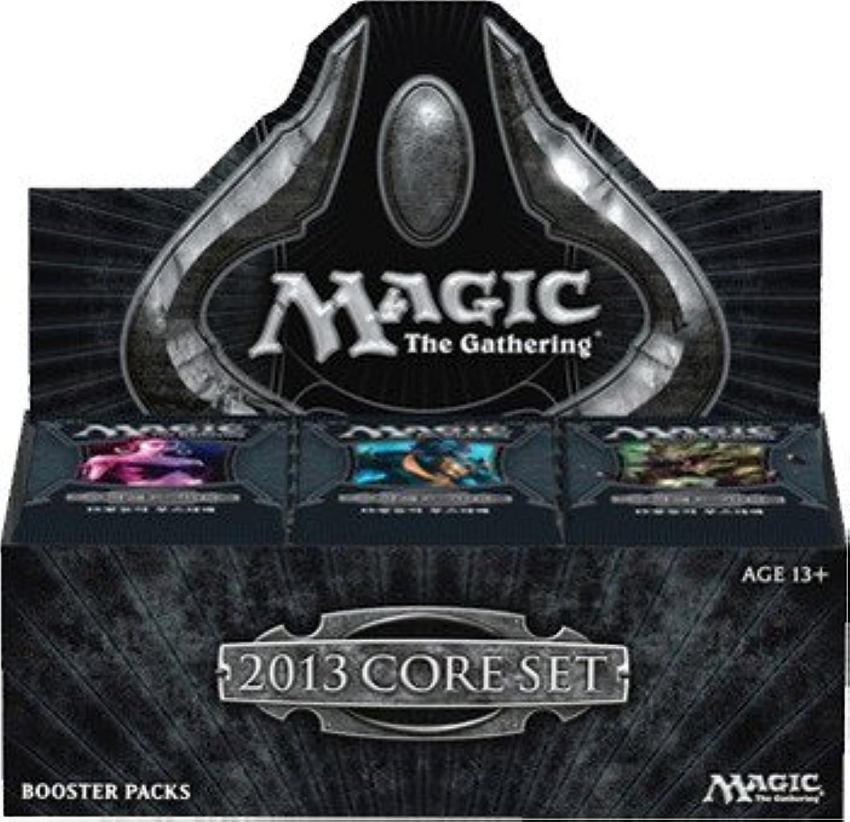 Las ventas en línea ahorran un 70%. Magic The Gathering 2013 Core Set Booster DisJugar [Importado [Importado [Importado de Inglaterra]  echa un vistazo a los más baratos