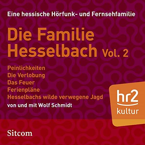 Die Familie Hesselbach, Vol. 2 Titelbild