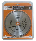 Feider F216LU Disco Corte multimaterial, Silver, 216 mm