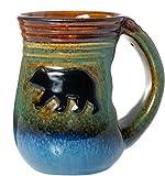 Cape Shore 18oz Stoneware Handwarmer Mug - Multiple Styles Available (Bear)