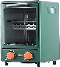 ZHZHUANG Tabletop Four Électrique Four 12L Pizza Avec La Chronomètre 100-230 ℃ 1100 W, Fonction de Chauffage de Vitesse, P...