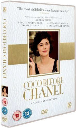 Coco Before Chanel [DVD] by Audrey Tautou
