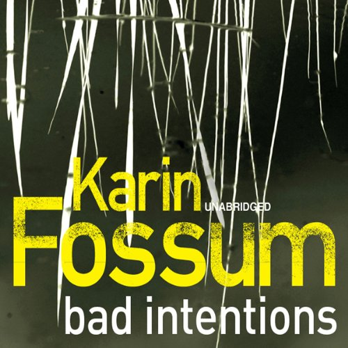 Bad Intentions cover art