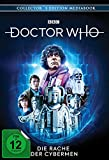 Doctor Who - Vierter Doktor - Die Rache der Cybermen LTD. - ltd. Mediabook [Blu-ray]